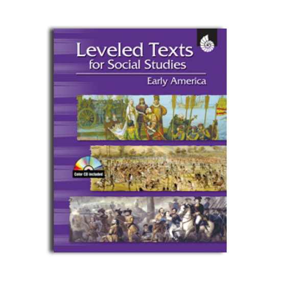 Leveled Texts for Social Studies - Early America