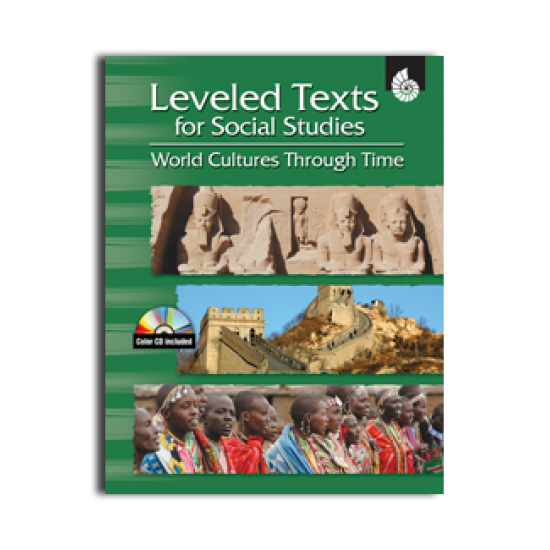 Leveled Texts for Social Studies - World Cultures Through Time