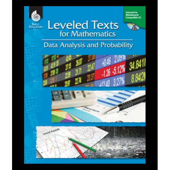 Leveled Texts for Mathematics: Data Analysis & Probability