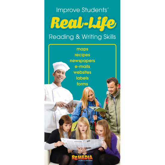 Everyday-Life Reading & Writing Practice (Both Binders)