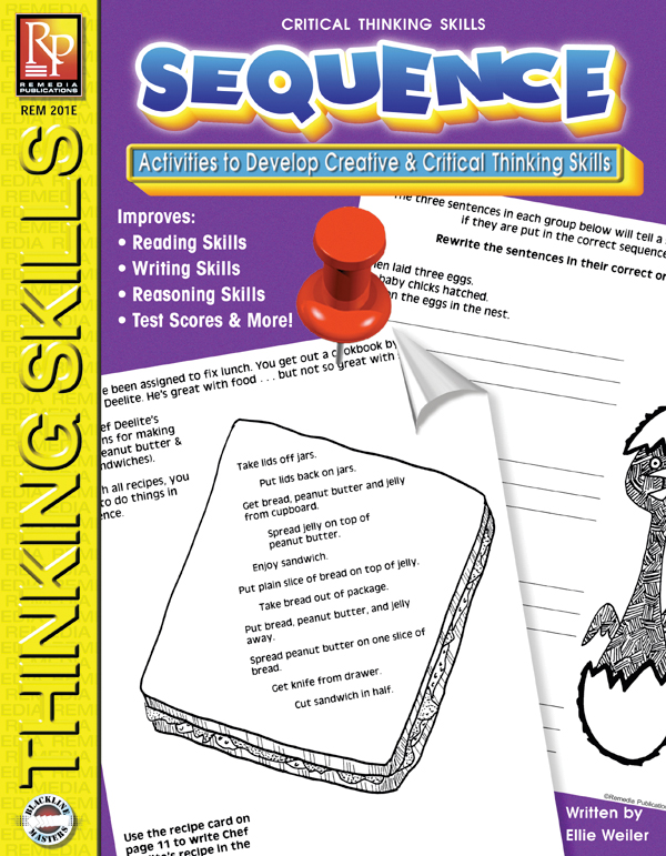 list of critical thinking skills Critical thinking is clear thinking that's based on reason, rather than on emotion running a small business can be a deeply personal endeavor, a way to channel a passion or to live out a dream.