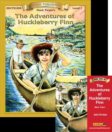 the adventures of huckleberry finn as