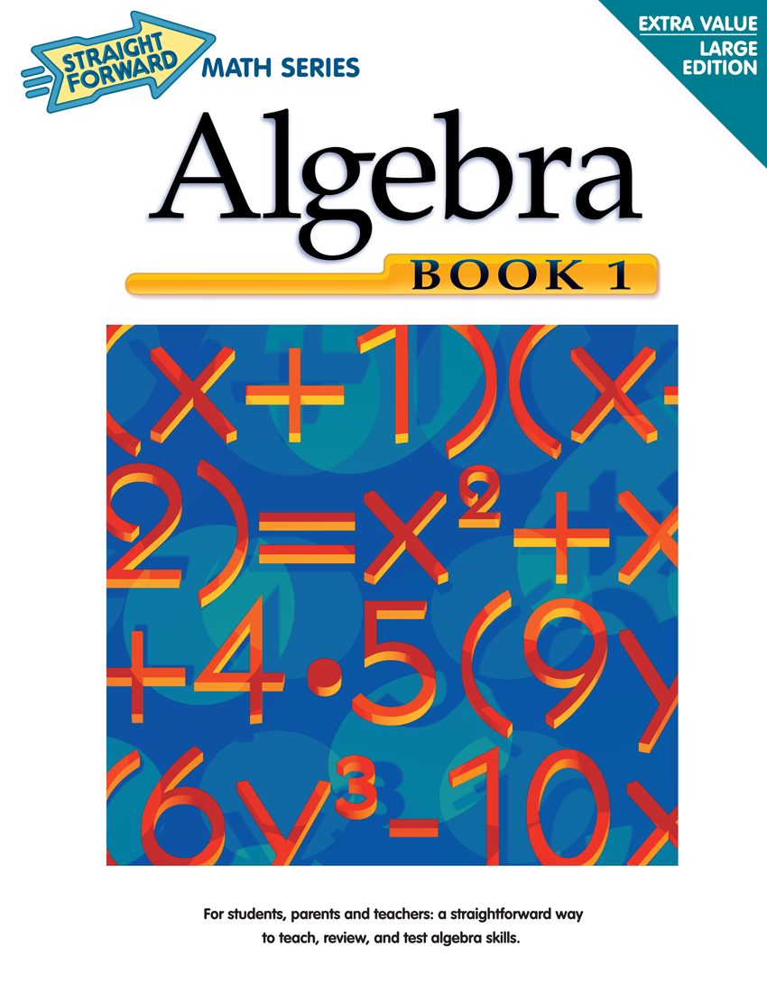 Worksheets Remedia Publications Free Worksheets math algebra book 1 straight forward series large edition