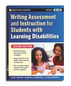 essay on students with learning disabilities