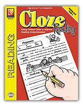 Cloze Reading - RL 2 (eBook)